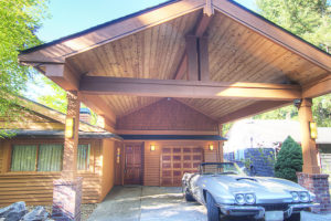 Home Additions Pinehurst Carport Entry