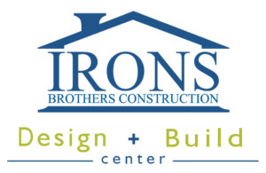 Irons Brothers Construction Logo