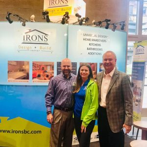 Joseph, Melissa And Mike Kailan Seattle Home Show Oct 2018
