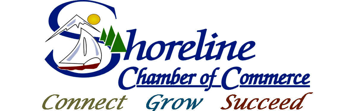 Shoreline Chamber Of Commerce Logo