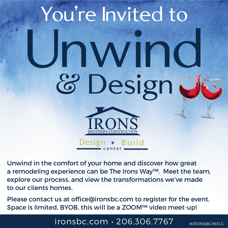 Wine And Design Digital Invitation Proof 2