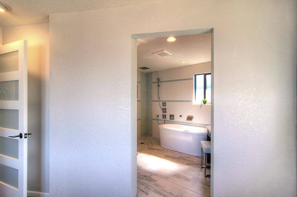 Edmonds Master Bath After 2. Bathroom Remodeling   Irons Brothers Construction